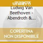 ABENDROTH & FURTWANGLER - SINFONIA N.9 D cd musicale