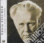 Mozart Wolfgang Amadeus - Edwin Fischer Joue Et Dirige Mozart cd musicale di Fisher Edwin