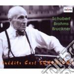 INEDITS CARL SCHURICHT  - SINFONIE NN.7 cd musicale di Franz Schubert