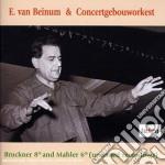 SINFONIA N.8 cd musicale di Anton Bruckner