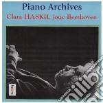 Beethoven Ludwig Van - Concerto Per Pianoforte N.3 Op.37, N.4 Op.58 cd musicale di Clara Haskil