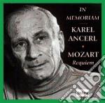 Mozart Wolfgang Amadeus - Requiem K 626 cd musicale di Wolfgang Amadeus Mozart
