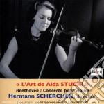 CONCERTO PER VIOLINO OP.61 cd musicale di Beethoven ludwig van