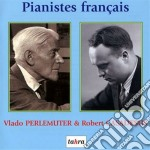 FRENCH PIANISTS                           cd musicale