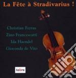 THE STRADIVARIUS ON THE LIMELIGHT (FESTA  cd musicale