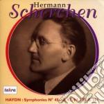 SINFONIA N.45, 48, 82,100, 101            cd musicale di Haydn franz joseph