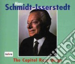 LES ENREGISTREMENTS CAPITOL               cd musicale di SCHMIDT- ISSERSTEDT