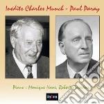 Inedits charles munch - charles, paul, m cd musicale di Miscellanee