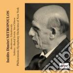 Mitropoulos Dimitri - Concerto Per Pianoforte N.4 Op.58 cd musicale di Dimitri Mitropoulos