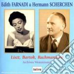 Concerto per pianoforte n.1, n.2 cd musicale di Bela Bartok