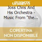 Chris Joss  And His Orchestra - Music From The Man With A Suitcase cd musicale di JOSS CHRIS