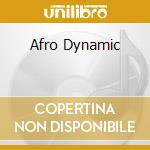 AFRO DYNAMIC cd musicale di WOLF LAURENT
