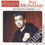 YVES MONTAND VOL.2 cd musicale di ARTISTI VARI