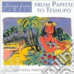 Chansons traditionelles tahiti cd musicale di Artisti Vari
