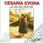 LA DIVA AUX PIEDS NUS cd musicale di EVORA CESARIA