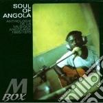 ANTH.DE LA MUSIQUE 65-75 cd musicale di SOUL OF ANGOLA