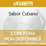 SABOR CUBANO cd musicale di SEGUNDO/ARAGON/PORTU