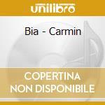 Bia - Carmin cd musicale di BIA
