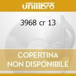 3968 cr 13 cd musicale di Massilia sound system