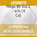 Mega 80 vol.2 cd musicale