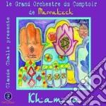 Claude Challe - Khamsa cd musicale di Claude Challe