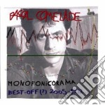 MONOFONICORAMA-BEST OF 05/92 cd musicale di COMELADE PASCAL