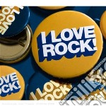 I LOVE ROCK  ( BOX 5 CD) cd musicale di ARTISTI VARI