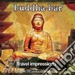 BUDDHA BAR - TRAVEL IMPRESSIONS (CD + DVD) cd musicale di ARTISTI VARI