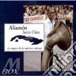 SANTA CLARA cd musicale di ALIAMEN