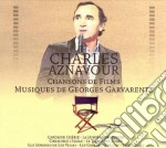 Charles Aznavour - Chansons De Films cd musicale di AZNAVOUR  CHARLES