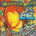 FIVE STRING SERENADE cd musicale di LEE ARTHUR