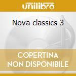 Nova classics 3 cd musicale