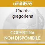 Chants gregoriens cd musicale