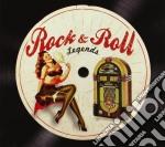 ROCK & ROLL LEGENDS                       cd musicale di Artisti Vari