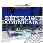 REPUBLIQUE DOMINICAINE                    cd musicale di Artisti Vari
