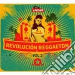 REVOLUCION REGGAETON VOL.2                cd musicale di Artisti Vari
