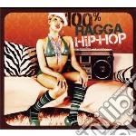 100% RAGGA HIP-HOP                        cd musicale di ARTISTI VARI