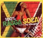 100% RAGGA SOCA VOL.3                     cd musicale di Artisti Vari