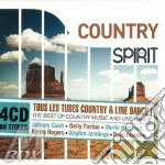 SPIRIT OF COUNTRY                         cd musicale di ARTISTI VARI