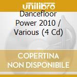 PUISSANCE DANCEFLOOR 2010                 cd musicale di Artisti Vari