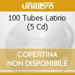 100 LATINO HITS                           cd musicale di ARTISTI VARI