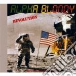 REVOLUTION                                cd musicale di Blondy Alpha