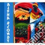 APARTHEID IS NAZISM                       cd musicale di Blondy Alpha