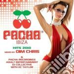 PACHA IBIZA HITS 2010                     cd musicale di ARTISTI VARI