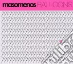 Balloons cd musicale di MASOMENOS