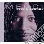 Alpha Blondy - Merci cd musicale di Blondy Alpha