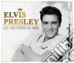100 tracks of the king cd musicale di Elvis Presley