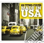 100 cult tracks made in usa cd musicale di Artisti Vari