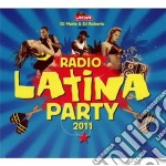 Radio latina party cd musicale di Artisti Vari