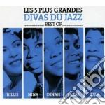 Greatest jazz divas cd musicale di Artisti Vari